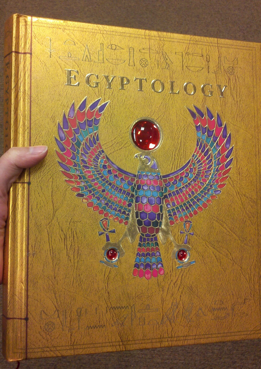 Review 5 Kids Egyptian Fact Books