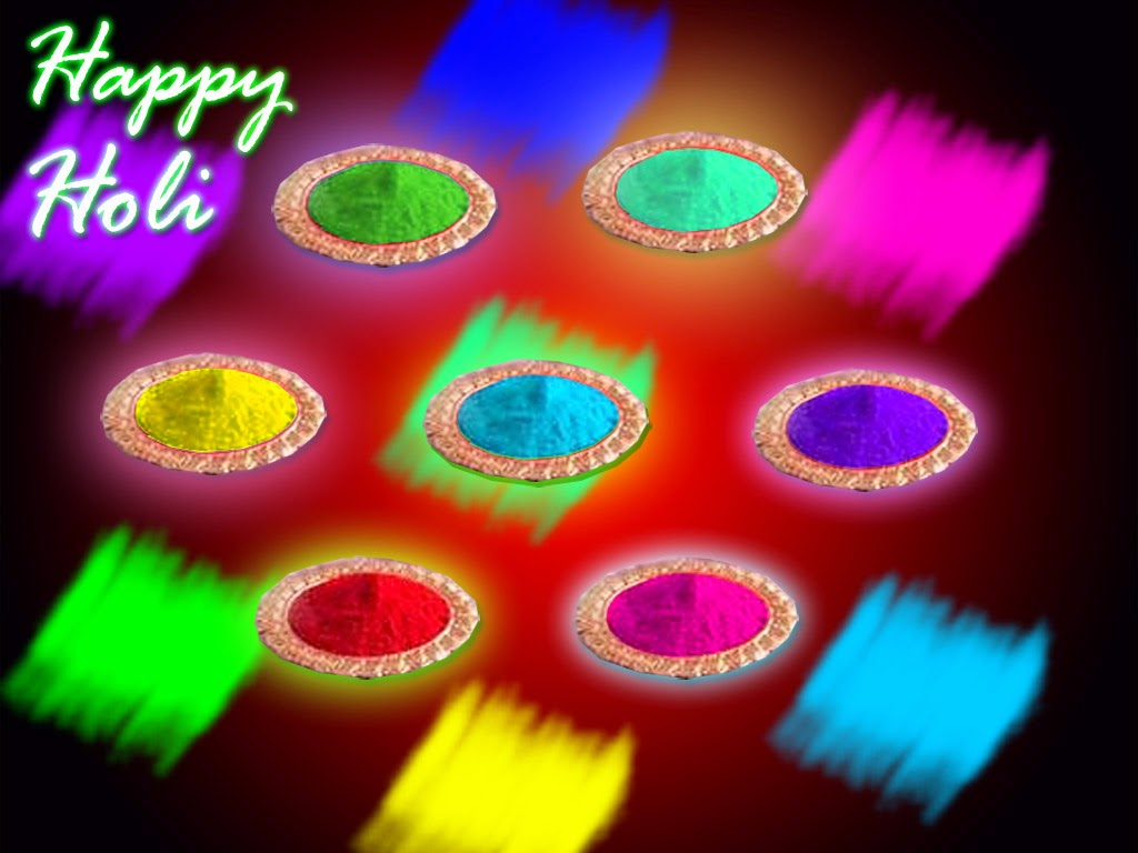 Happy Holi Gif Wallpapers