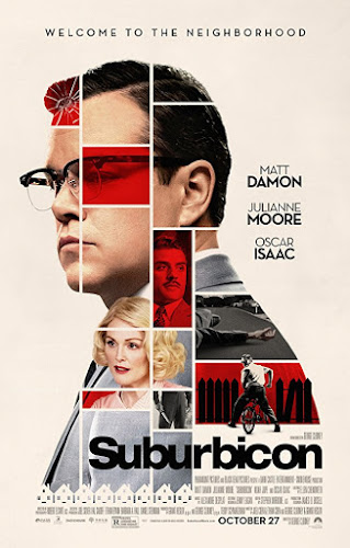 Suburbicon (BRRip 720p Dual Latino / Ingles) (2017)