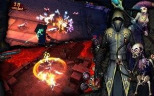 القتال الاستراتيجية dark avenger مجانا للاندرويد