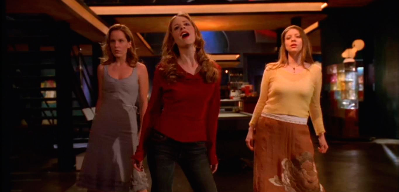 Buffy the Vampire Slayer 6x07 Once More, with Feeling