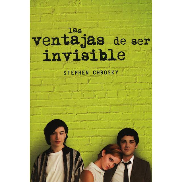 Resultado de imagen para las ventajas de ser invisible libro portada