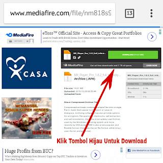 Cara Download File Di Media Penyimpanan Online