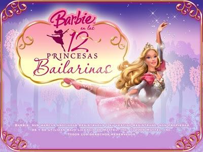 Gringo Barbie En Las 12 Princesas Bailarinas Espanol Oficial