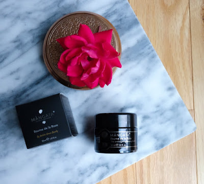 Holistic Green Beauty's MÅNGATA Baume de la Rose