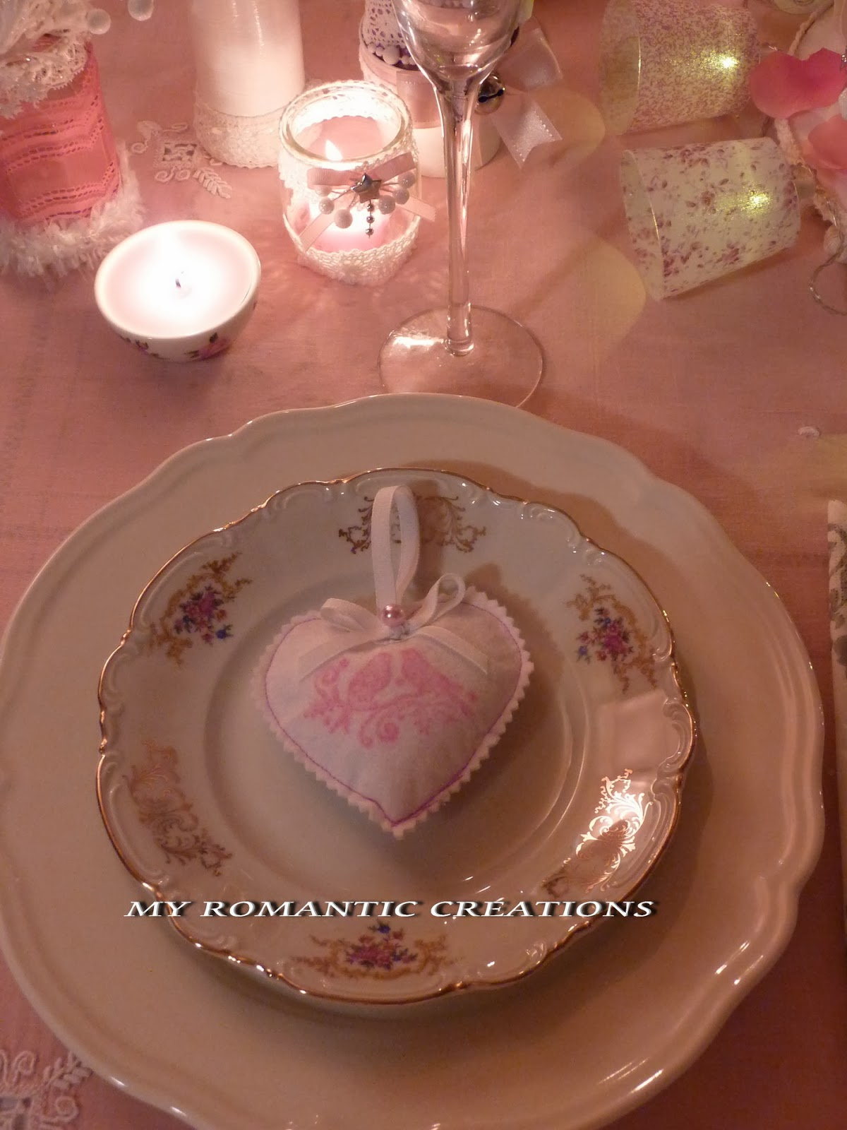 My Romantic Creations: dicembre 2013