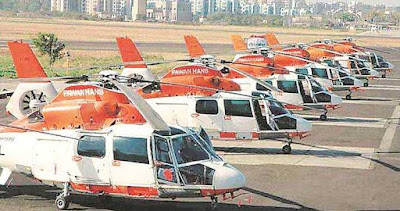 Helicopter Service Between Shimla And Chandigarh
