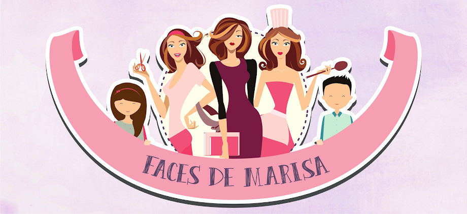 FACES DE MARISA...