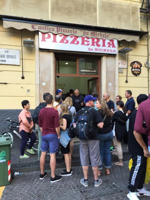 Pizzeria L'Antica da Michele