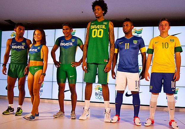 Brasil pide a Nike manga larga contra el Zika
