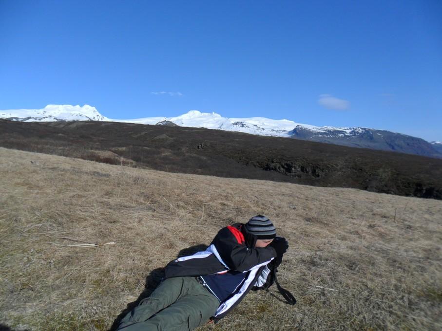 Parcul natural Skaftafell - Islanda