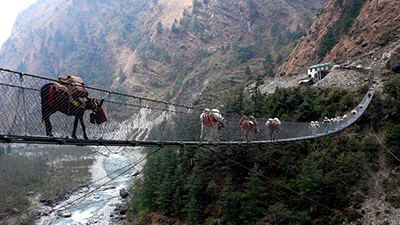 5. Ghasa, Nepal