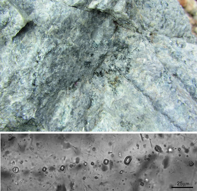 Geologists found out how over 2.6 Ga years old rocks were formed at Limpopo Complex