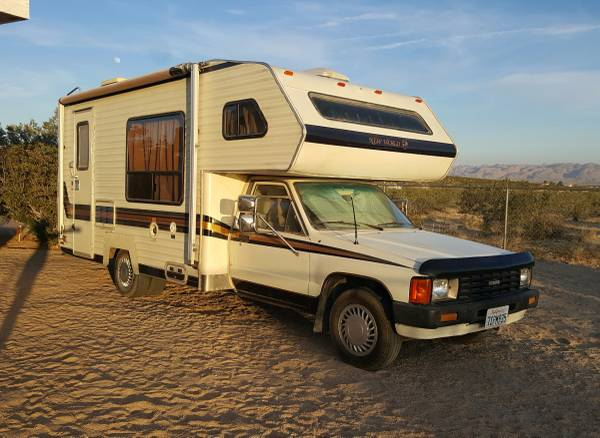 1986 Toyota New World RV for sale