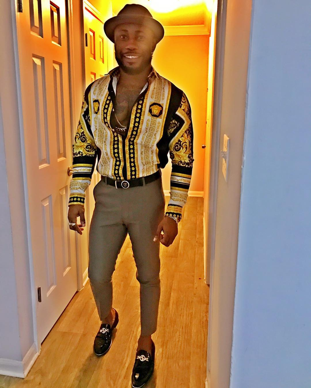 Nigerian stripper lupe