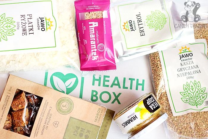 Pudełko zdrowych skarbów - HEALTH BOX (health-box.pl)