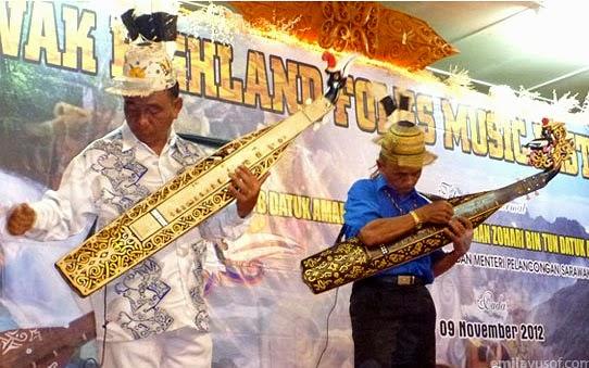 Highland Folk Music Festival Sarawak