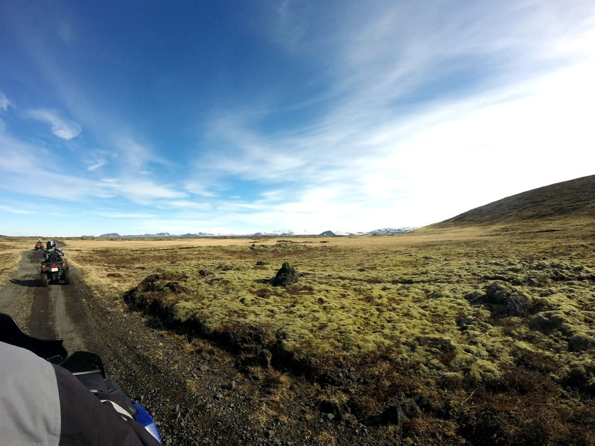 travel.is atv tour, iceland quad tour, boston blogger in iceland, quad atv tour iceland