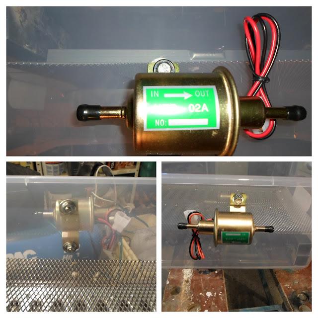 pompe à carburant