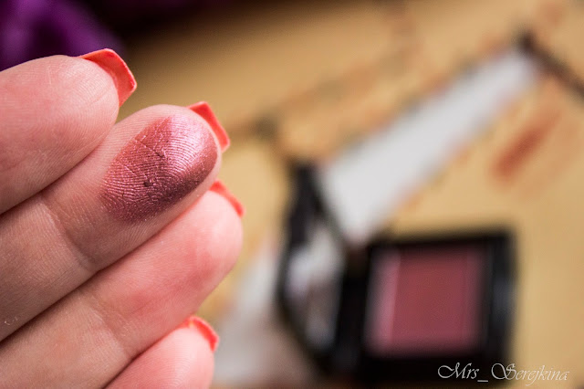 Missha Modern Shadow SPP01 Berry Mix swatches