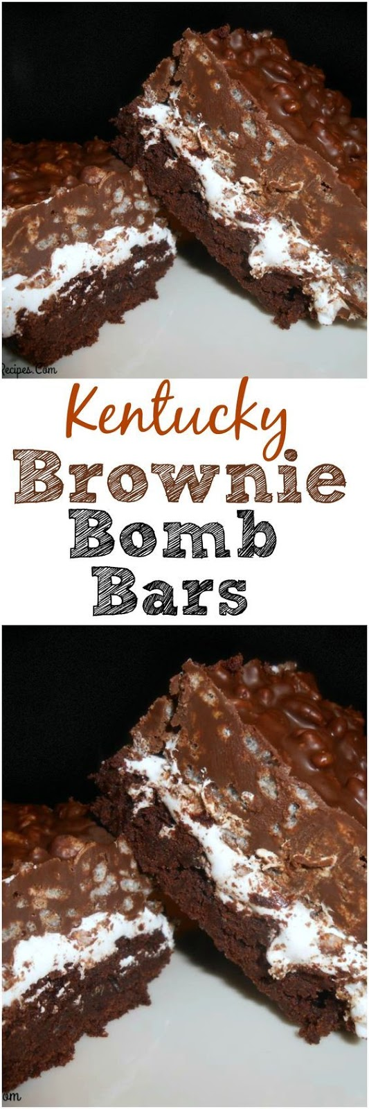 Brownie BOMB Bars