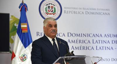 República Dominicana ratifica su posición de no reconocimiento la legitimidad del Gobierno de Nicolás Maduro