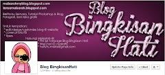 Fanpage FB Blog Bingkisan Hati dengan Cover Photo Terkini