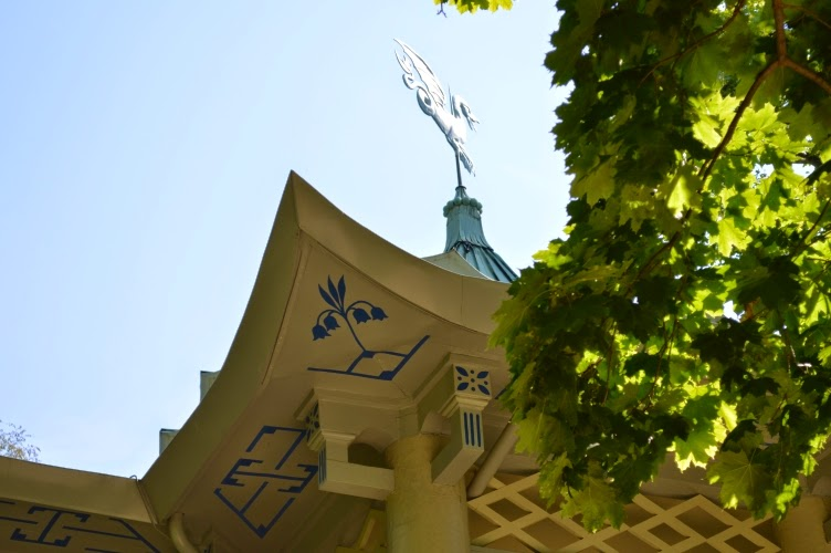 Pillnitz, Sachsen, Deutschland, Germany, Německo, chateau, elbe, park, castle, palace, camellia grande dame, georgiana quaint, germany travel blog