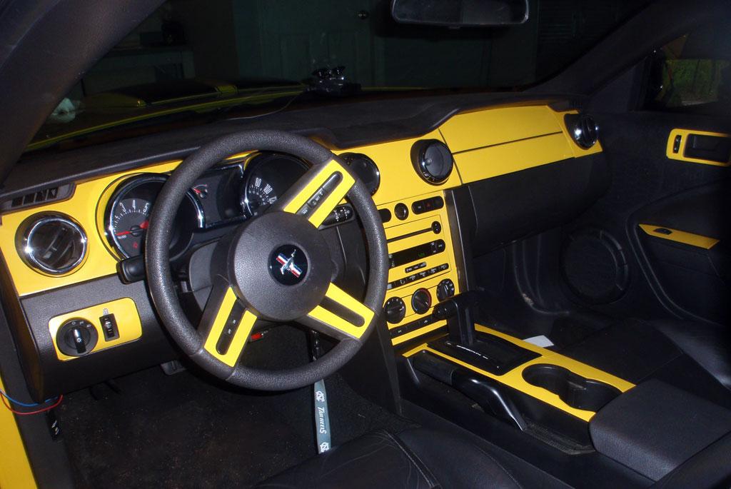 Custom Dash Kits Trucks