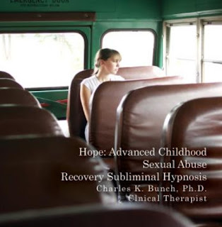 childhood sexual abuse recovery resources materials hypnosis