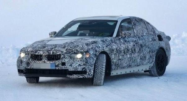 2018 BMW 3-Series Spy Shots