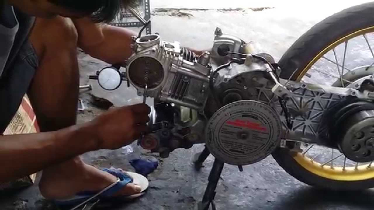 Upgrade Noken As Standar Menjadi Noken As Racing