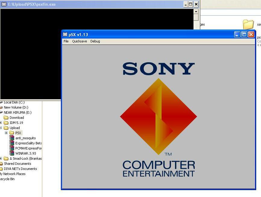 PSX Emulator 1.13 - Download