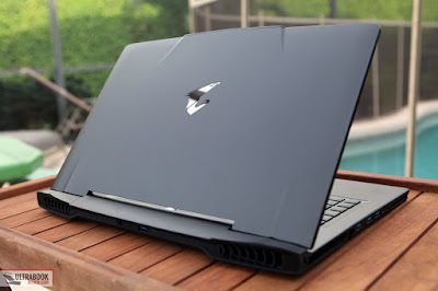 Review Laptop Gaming Gigabyte Aorus X7 DT v7 - 30kbps
