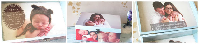 caja para mama 2016, caja de recuerdos a madre