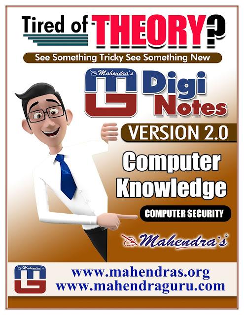 Digi Notes - 2.0 | Computer Security | 10.10.2017