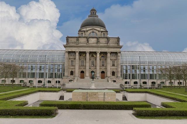 Hofgarten Munich, Hofgarten Munich Germany, Hofgarten,