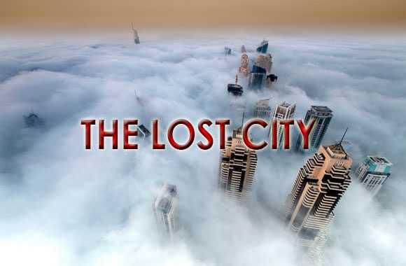 misteri kota bawah tanah vlochos