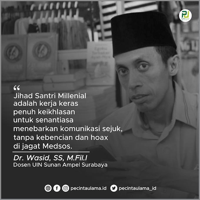Dr Wasid - Jihad Zaman Now