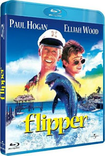 Flipper (1996) BluRay 480p 300MB Dual Audio ( Hindi - English ) MKV