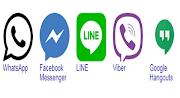 5 சிறந்த மெசேஜிங் ஆப்ளிகேஷன்கள் | Best Messaging Apps for Smartphones