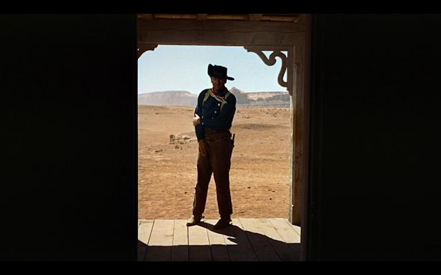 """「捜索者」""""The Searchers""""(1956)「捜索者」(1956)"""