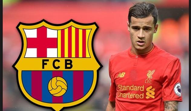 El Barcelona ficha a Coutinho por 80 millones de Euros