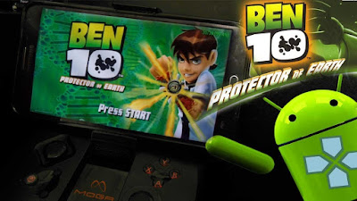 Ben 10 - Protector Of Earth PSP