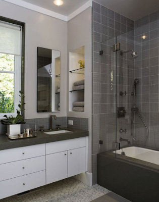 Small Bathroom Designs to Appear Bigger and Larger