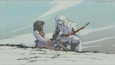 Berserk, anime, Edad Dorada, Casca, Griffith