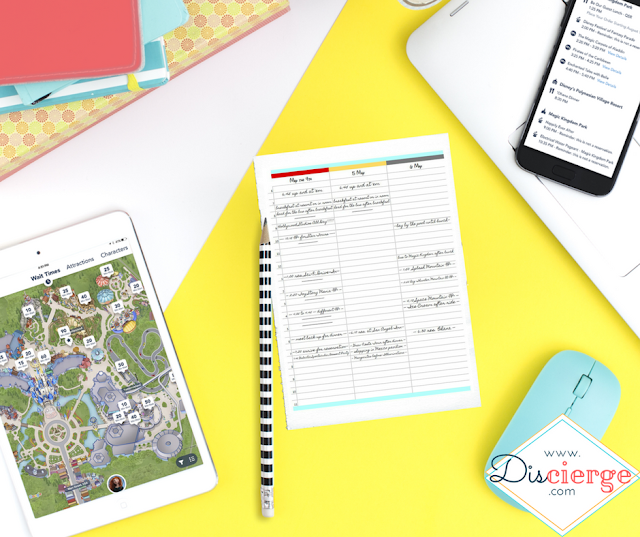 Can you do too much planning for a Disney vacation?