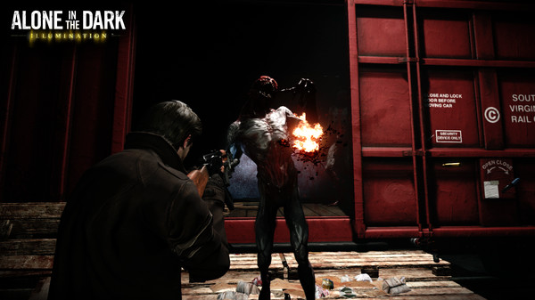 Alone In The Dark Illumination PC Full Version Screenshot 1