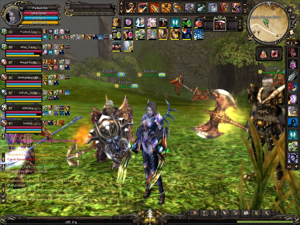 Aeria Games Nexon Acquires Global Rights For Shaiya Mmo Culture