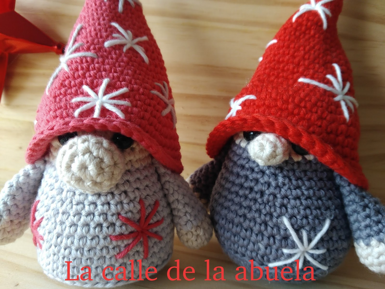 Christmas Gnome – Amigurumi Crochet Pattern | | 1200x1600